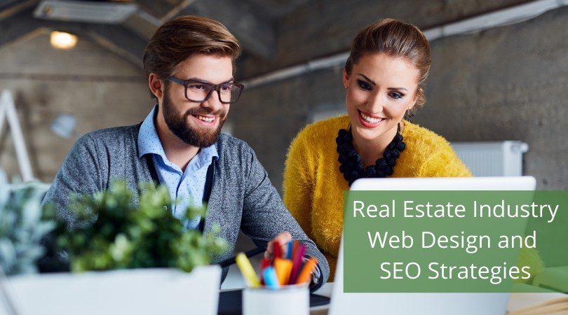 Real Estate Web Design and SEO Optimization