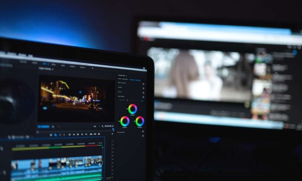 CRE Video Editing
